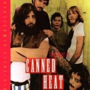 The Best Of Canned Heat album cover