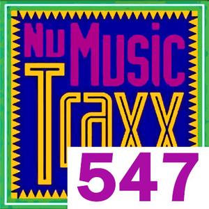 ERG Music: Nu Music Traxx, Vol. 547 (May 2021) album cover