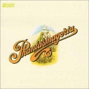 Phantasmagoria album cover