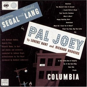 Pal Joey (1950 Studio Cast) album cover