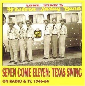 Seven Come Eleven-Texas Swing album cover