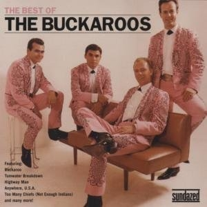 The Best Of The Buckaroos album cover