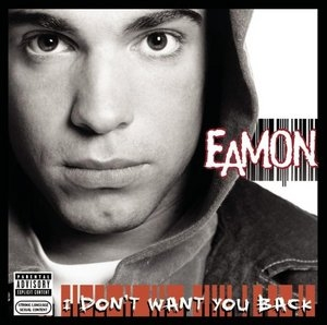 I Don't Want You Back album cover
