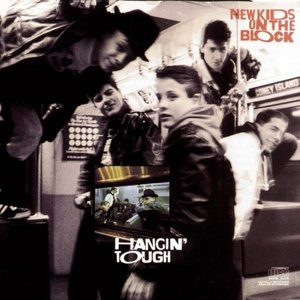 Hangin' Tough album cover
