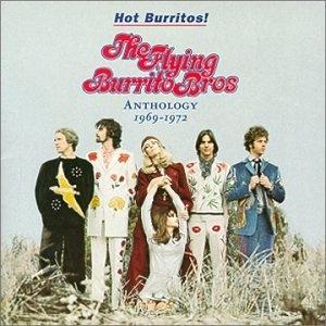Hot Burritos! Anthology 1969-1972 album cover