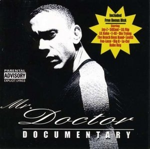 Documentary album cover