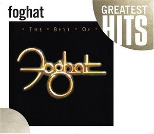 The Best Of Foghat (Rhino 1990) album cover