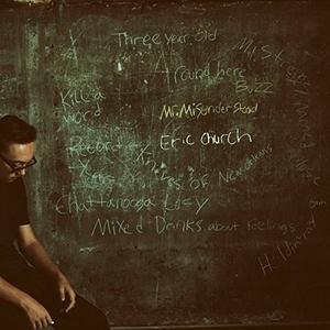 Mr. Misunderstood album cover