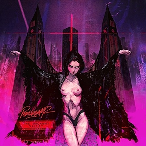 The Uncanny Valley album cover