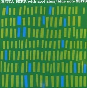 Jutta Hipp With Zoot Sims album cover