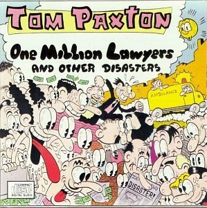 One Million Lawyers And Other Disasters album cover