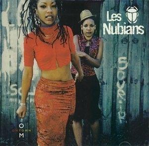 Princesses Nubiennes album cover