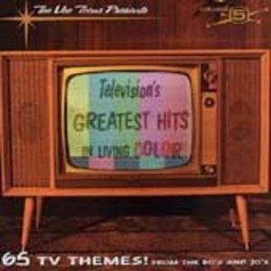 Television's Greatest Hits, Vol.5: In Living Color album cover
