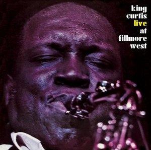 Live At Filmore West album cover