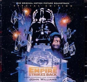 The Empire Strikes Back: The Original Motion Picture Soundtrack (Special Edition) album cover