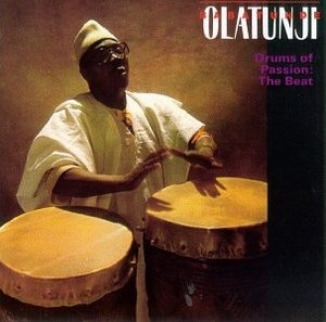 Drums Of Passion: The Beat album cover