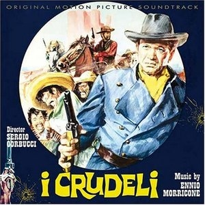 I Crudeli (Original Motion Picture Soundtrack) album cover