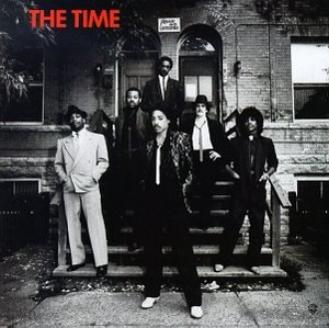 The Time album cover