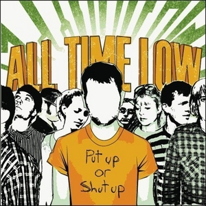 Put Up Or Shut Up (EP) album cover