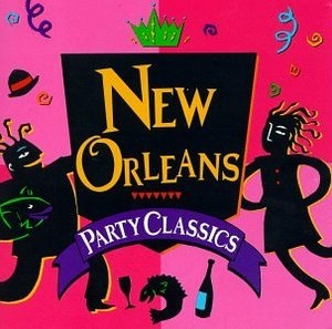 New Orleans Party Classics album cover