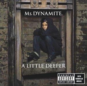 A Little Deeper album cover