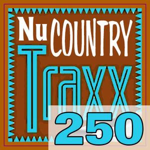 ERG Music: Nu Country Traxx, Vol. 250 (February 2020) album cover