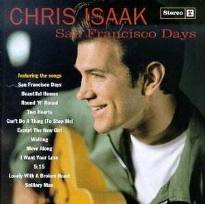 San Francisco Days album cover