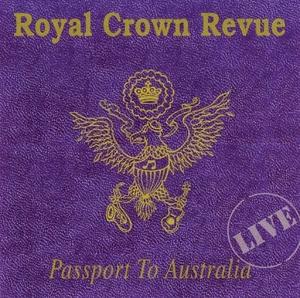 Passport To Australia album cover