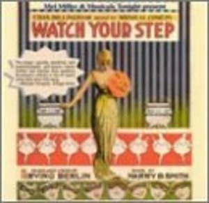 Watch Your Step (2001 Off Broadway Cast) album cover