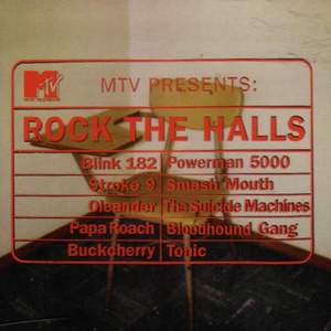 MTV Presents: Rock The Halls album cover