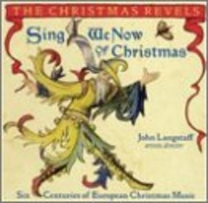 Sing We Now Of Christmas album cover
