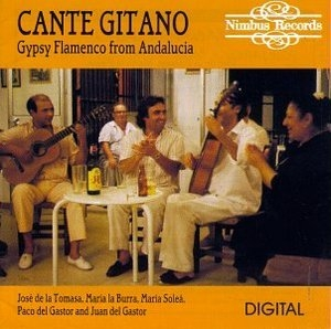 Gypsy Flamenco From Andalucia album cover