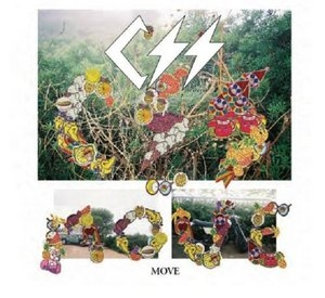 Move (Single) album cover