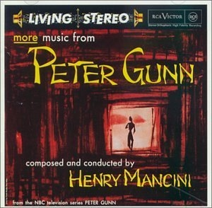 More Music From Peter Gunn album cover
