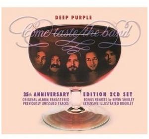 Come Taste The Band (35th Anniversary Edition) album cover
