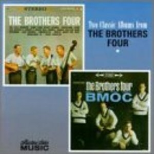 The Brothers Four~ B.M.O.C. album cover