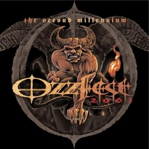 Ozzfest 2001: The Second Millennium album cover