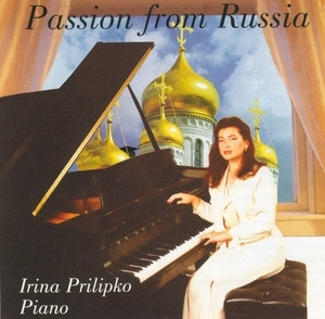 Passion From Russia album cover