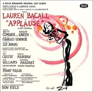 Applause (Original 1970 Broadway Cast)  album cover