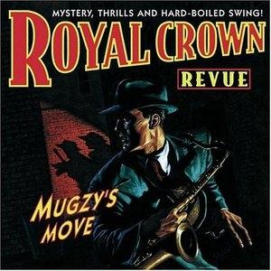 Mugzy's Move album cover