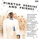 Pinetop Perkins & Friends album cover