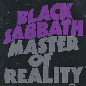 Master Of Reality album cover