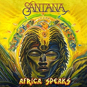 Africa Speaks album cover