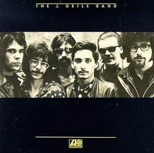 The J. Geils Band album cover