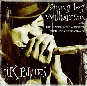 U.K. Blues album cover