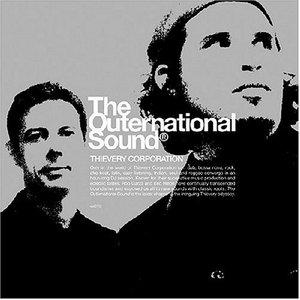 The Outernational Sound album cover