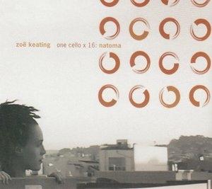 One Cello X 16: Natoma album cover