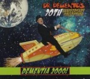 Dr Demento's 30th Anniversary Collection: Dementia 2000! album cover