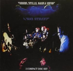 4 Way Street album cover