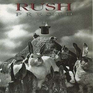 Presto album cover